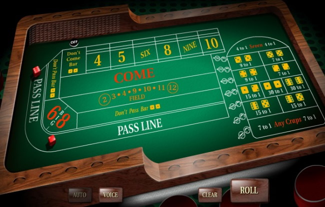 Craps Basic Strategy